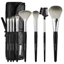 full makeup brush set. more: these stats on cleaning makeup brushes will really surprise you full brush set