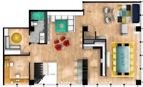 Furniture For Floor Plans Floor 2 1 Furniture For Plans