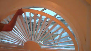 Wooden Blinds For Arched Window  Skirpus Wooden Blinds Factory Semi Circle Window Blinds
