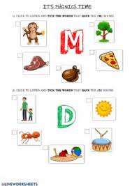This set of phonics worksheets teaches students about the short o sound. Phonics Worksheets And Online Exercises