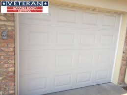 veteran garage doorWhen building a new garage what size opening is needed for a 16x7