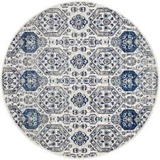 sku netw7110 irtish navy grey power loomed modern round rug is also sometimes listed under the following manufacturer numbers mir 350 grey 150x150