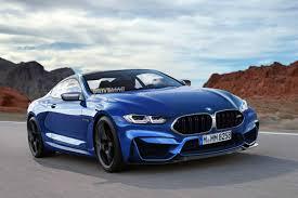 We imagine the 2019 BMW 8 Series Gran Coupé and 2019 BMW M8 Coupé
