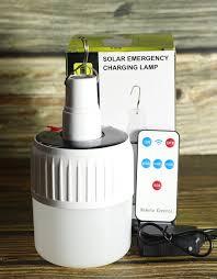 Đèn led pub tích điện mặt trời 100w 24 bóng có sạc và remote – Office Garden