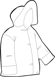 Small Picture Jacket Winter Clothes Coloring Page Kids Coloring Pages