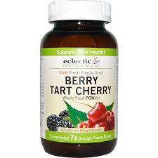 Eclectic Institute <b>Berry Tart Cherry Whole</b> Food Powder 5 1 oz 144 g ...