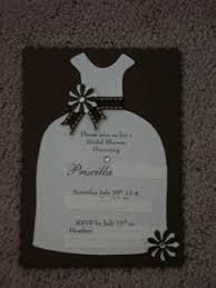 handmade bridal shower invitation exles diy