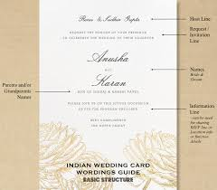 words invitation indian wedding invitation wording in english what to say guide