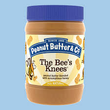 <b>The Bee's Knees Peanut</b> Butter | Product Marketplace