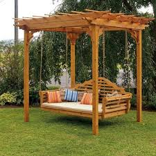 Small Picture 17 best Porch Swings images on Pinterest Outdoor swings Garden