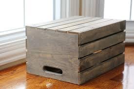 diy wooden crate 1