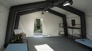 Inflatable Room Inflatable Shelters For Military Purposes Quick And Easy To Set Up