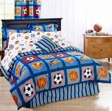 all sports boys bedding football basketball soccer