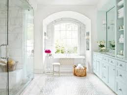 White Marble Bathroom Floors With Ideas Hd Images  KaajMaaja - White marble bathroom