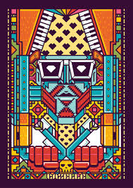 South Africa Graphic Design Gazelle Poster By Kronk Illustration Graphic Design Toy