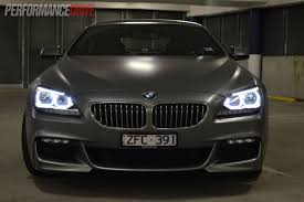 Sport Series 2013 bmw 650i gran coupe : 2013 BMW 650i Gran Coupe LED halo headlights |
