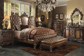california king bed. Versailles Collection 21094CK California King Bed Frame B