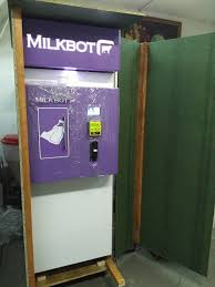 Milkbot Vending Machine