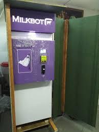 Milkbot Vending Machine Gorgeous Milk Vending Machine Milkbot 48i