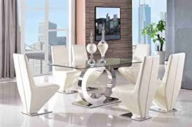 modern glass dining table. Contemporary Dining Crafty Inspiration Ideas Modern Glass Dining Table 32 Intended