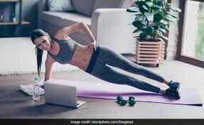 rigorous hiit meets pilates workout session