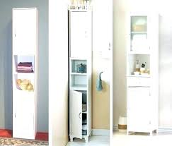 thin storage cabinet. Unique Cabinet Skinny Cabinet Narrow For Bathroom Storage Tower  Tall   And Thin Storage Cabinet O