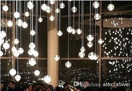 glass ball chandelier glass ball chandelier 7 light clear glass ball meteor shower chandelier with polished glass ball chandelier