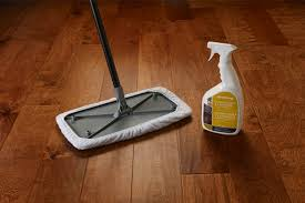 cleaning solution for maintaining your laminate floor