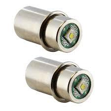 Mag Light Led Replacement Bulb Mag Lite Led Bulb Maglight Led Conversion Kit Led Replacement Bulbs Led Flashlight Bulb White 3 6 C And D Cells 2 Pack