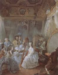 women s hairstyles cosmetics of the th century  marie antoinette s toilette