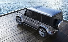 The price includes the assembly at carlex. This Custom Mercedes Amg G Wagen Is Designed For Yachting Enthusiasts