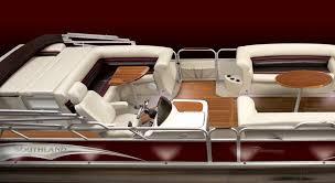 luxury pontoon boats with bathroom thedancingpa com