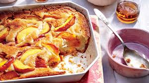 southern peach cobbler. Perfect Southern Intended Southern Peach Cobbler