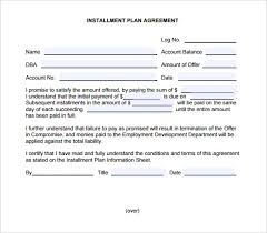 payment plan agreement template word payment schedule agreement template payment contract template ideas