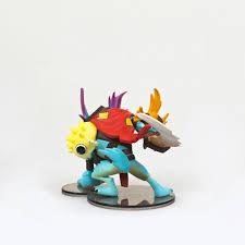 2 figure demiheroes series 1 slark