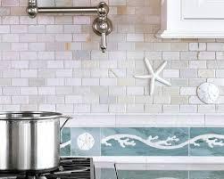 Coastal Kitchen Backsplash Ideas With Tiles  From Beach Murals To Coastal Kitchen Backsplash Ideas