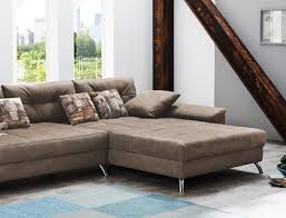 Couch Microfaser Lederoptik