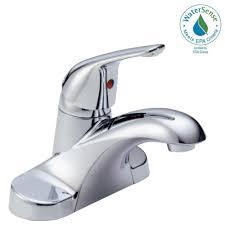 bathroom design ideas unique delta single handle bathroom faucet foundations 4 in centerset from delta
