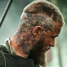 Vikings The Story Behind The Lead Characters Awesome Tattoos