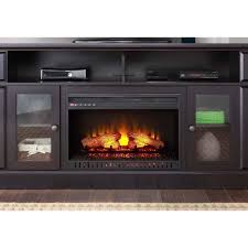 whalen barston media fireplace for tv s up to 70 multiple electric fireplace entertainment center black