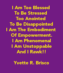 Quotes About Being Blessed 98 Amazing I Am Too Blessed To Be Stressed Too Anointed To Be Disappointed I Am