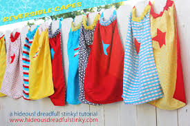 Childs Cape Pattern Mesmerizing Reversible Cape Tutorial Hideous Dreadful Stinky