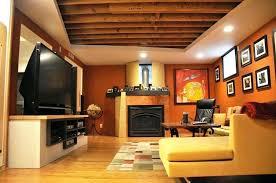 basement ceiling ideas cheap. Diy Basement Ceiling Ideas Image Of Cheap Unfinished