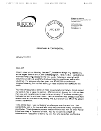 Cool Sample Cover Letter For Basketball Coaching Position 29 On
