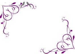 purple love birds clipart. Wonderful Clipart Lovebird Clipart Frame 2 In Purple Love Birds Clipart C