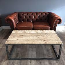 Industrial Coffee Table Diy Industrial Coffee Table Zab Living