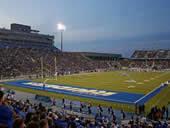 Mtsu Floyd Stadium Seating Chart Floyd Stadium Middle Tennessee State Seating Guide