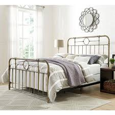 bronze bed frame. Brilliant Bronze Walker Edison Furniture Company Bronze Queen Bed Frame To The Home Depot