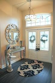 home depot foyer rugs throughout round entry idea within round entry rugs inspirations entry rugs home depot