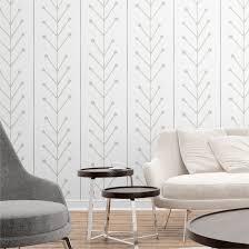 Tropical Leaves Wallpaper Moonwallstickerscom